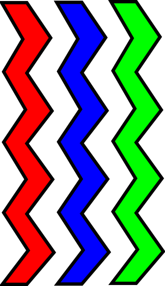 Zig Zag Clip Art At Clker Com Vector Cli-Zig Zag Clip Art At Clker Com Vector Clip Art Online Royalty Free-4