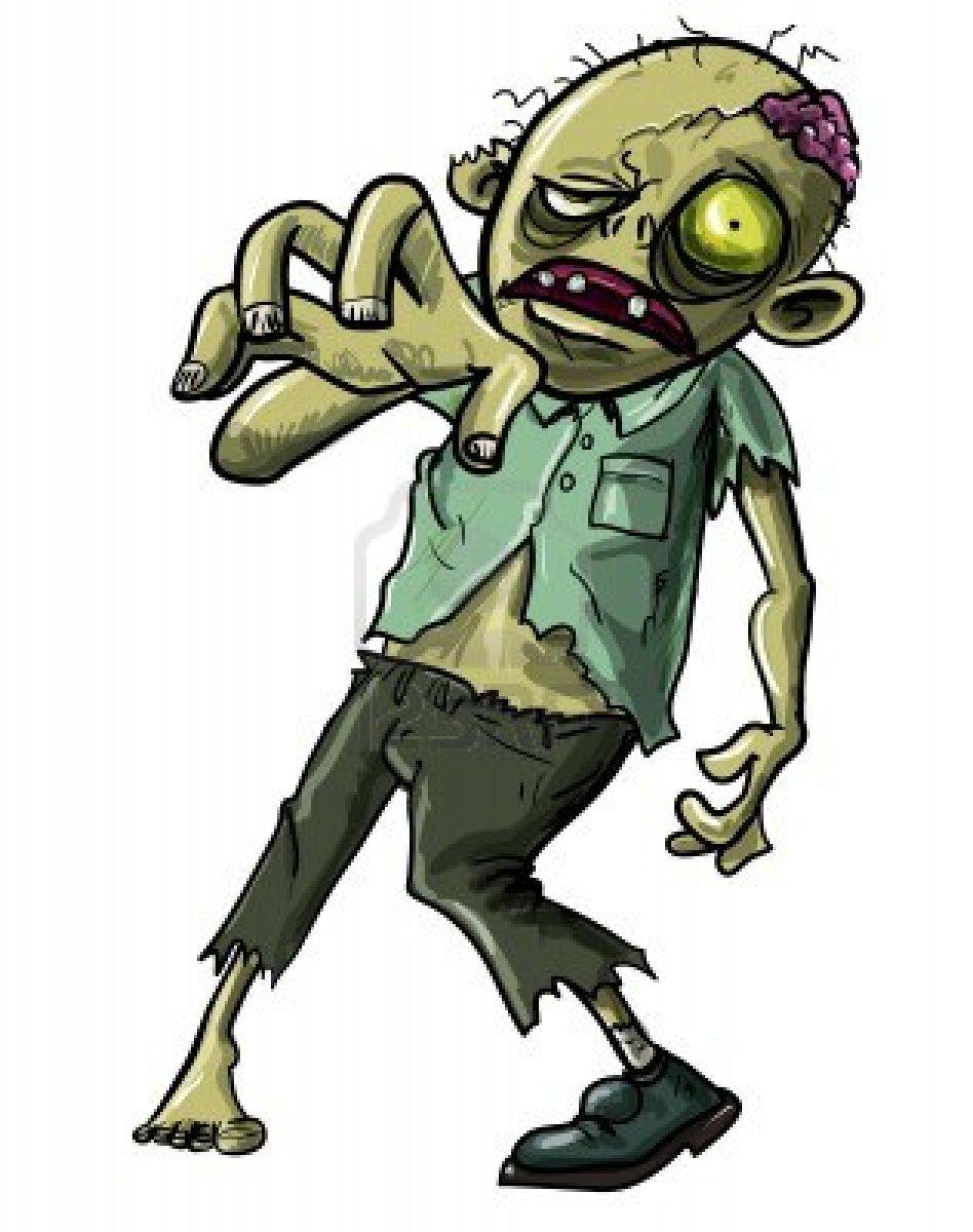 Zombie Clipart --Zombie Clipart --7