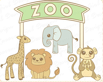 Zoo Clipart-zoo clipart-2
