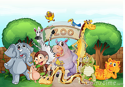 Zoo Clipart-zoo clipart-3