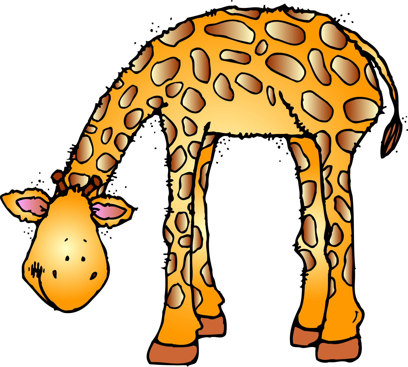 Zoo Animals Clipart Free .