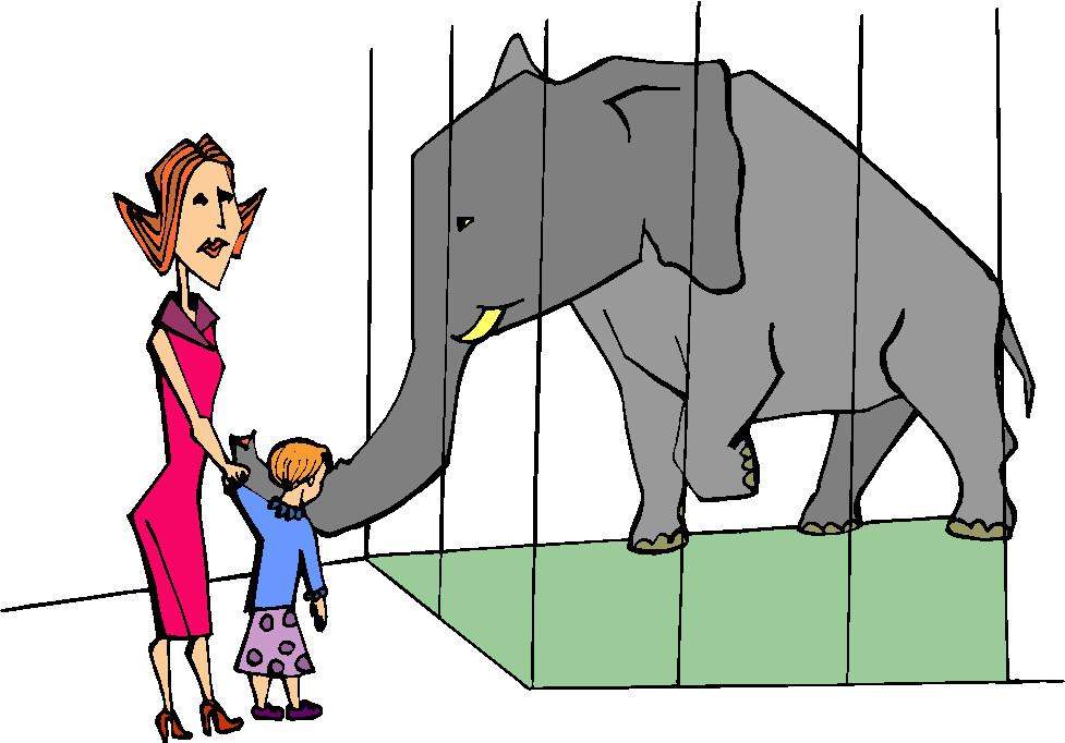 Zoo clip art-Zoo clip art-11