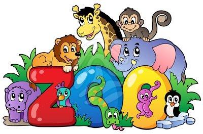 Zoo Clipart Vector 87279750 Jpg