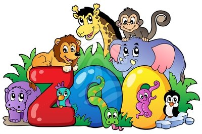 Zoo Animals Clipart Free Larg