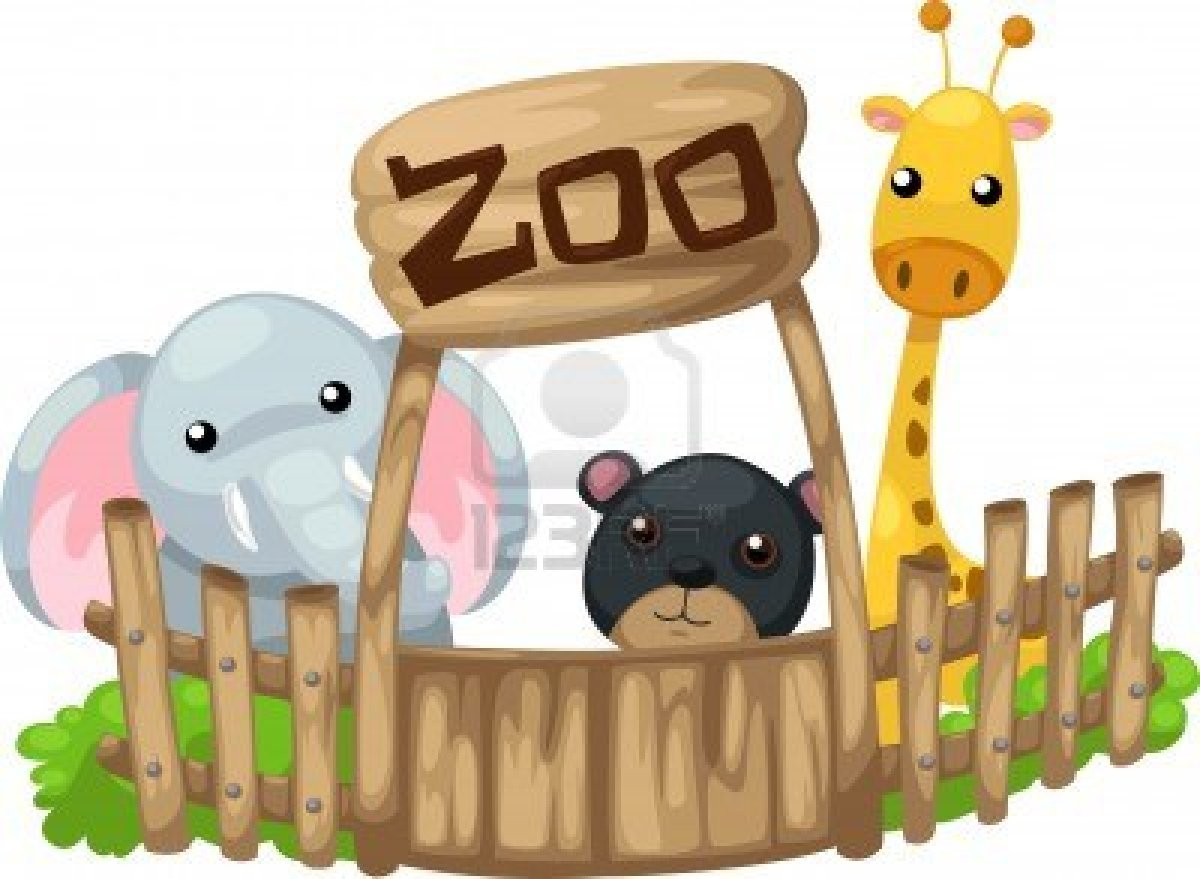 Zoo Entrance Clip Art The Zoo Anthony Was Going To