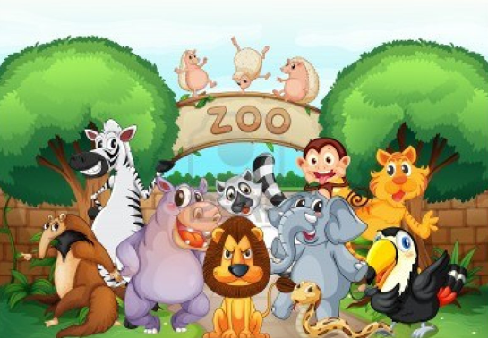 Zoo Gate Clip Art Related .-Zoo Gate Clip Art Related .-15