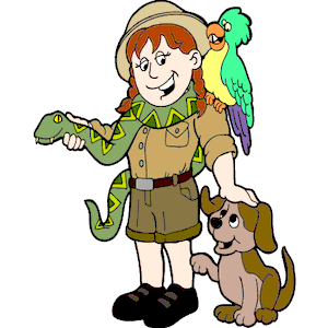 Zookeeper Clipart - ClipArt .