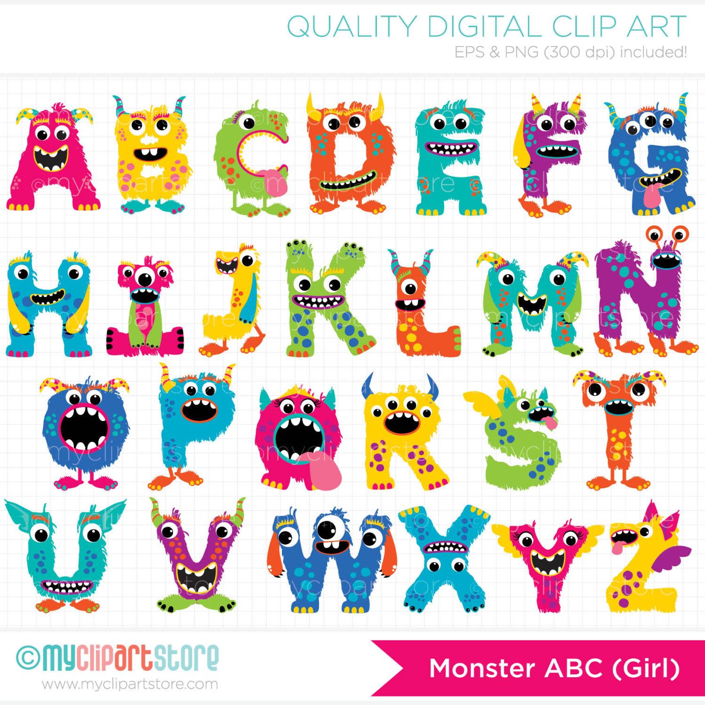 Alphabet Clipart--15